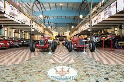 Museo del automóvil PANINI