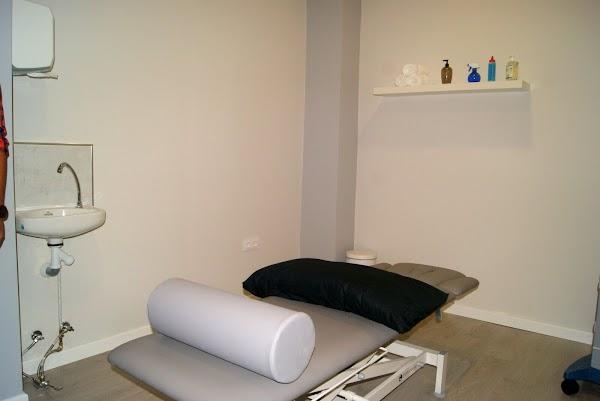 Clínica de Fisioterapia y Osteopatia Cristina Lamadrid
