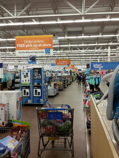 Department Store «Walmart Supercenter», reviews and photos, 4001 2nd Ave W, Williston, ND 58801, USA