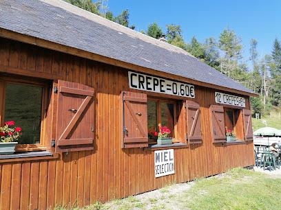 photo du restaurant Crêperie du col de Peyresourde