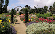 Handyman Jellicoe Water Gardens - Flower garden
