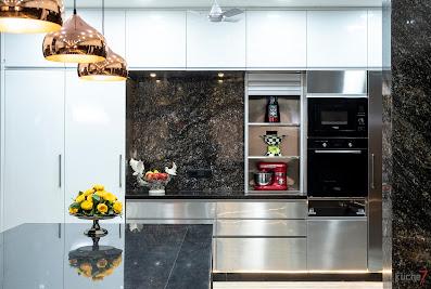 Küche7 – Stainless Steel Modular Kitchens in PunePune