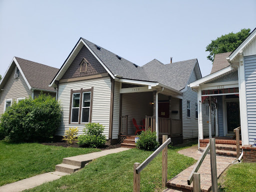 Moss Roofing in Indianapolis, Indiana