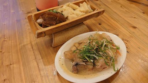 溪頭鱒龍風格餐廳