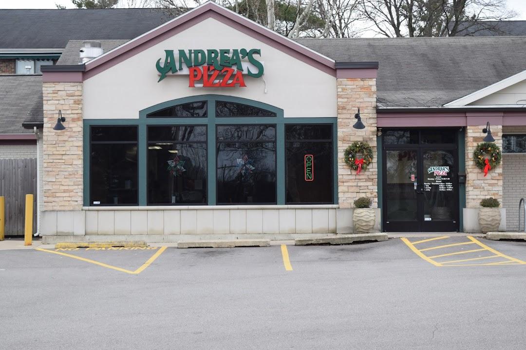 Andreas Pizza - Grand Rapids