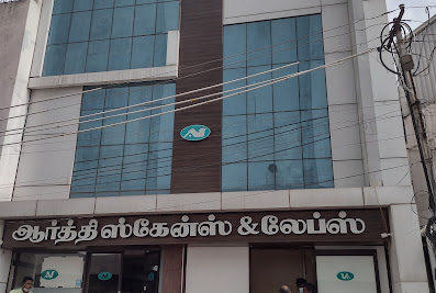 AARTHI SCANS & LABS – CHROMEPET