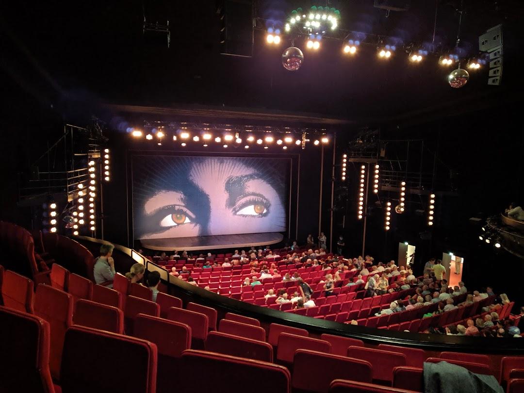 Plätze hamburg gute stage theater Reihe 32