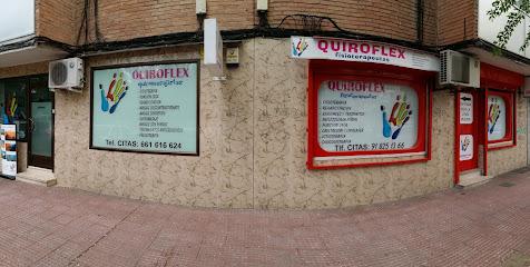 imagen de masajista quiroflex Quiromasajistas