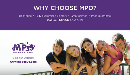 Travel Agency MPO Educational Travel in Hawkesbury (ON) | CanaGuide