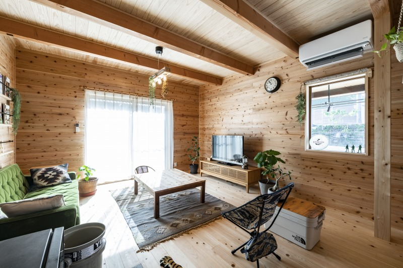 木の家工房グリーンウッド一級建築士事務所