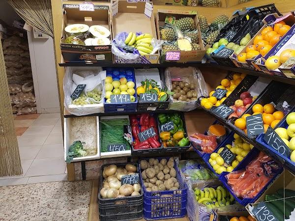 Frutas Mari Cruz