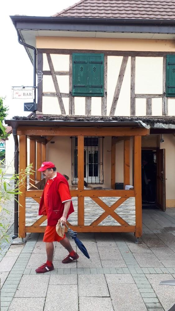 photo du resaurant A la Vieille Caserne