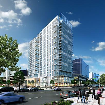 Apartment building Origin