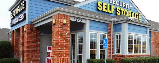 Security Self Storage, 3425 Thousand Oaks, San Antonio, TX 78247, Self-Storage Facility