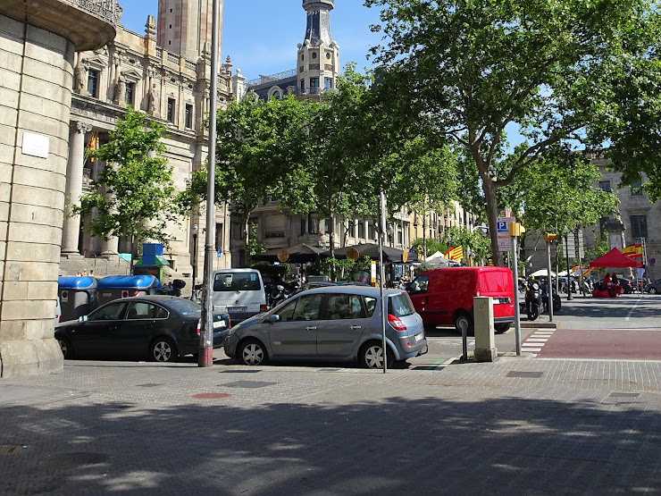 La Terrassa Plaça d'Antonio López, 9999, 08002 Barcelona