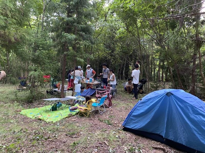 湯河原温泉キャンプ場
