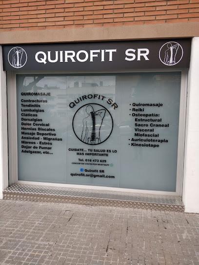 imagen de masajista Quirofit SR