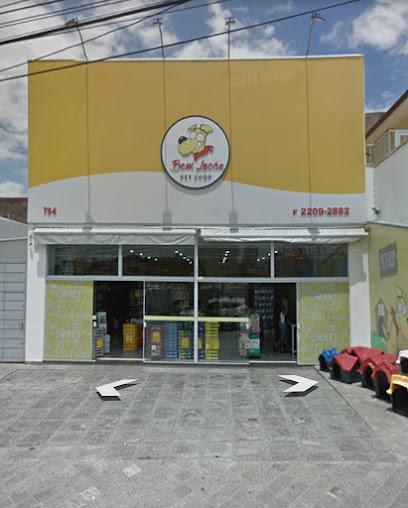 Bemlocão Pet Shop