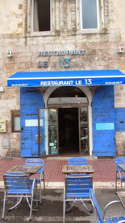 photo du restaurant Le 13