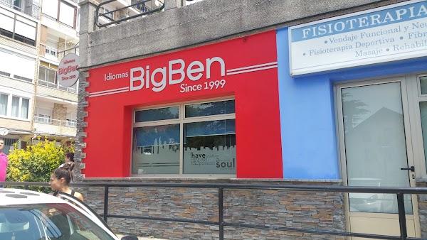 Academia de idiomas Big Ben