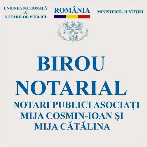 NOTARI PUBLICI - Mija Cosmin-Ioan și Mija Cătălina - Societate Profesională Notarială