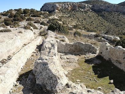 Poblado Ibero Castellar de Meca