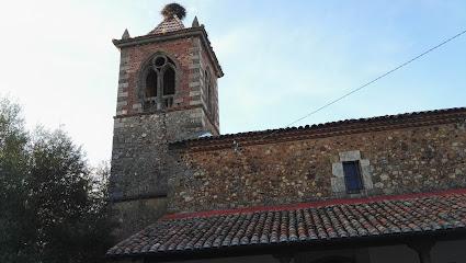 Centro De Santa Olaja De La Accion