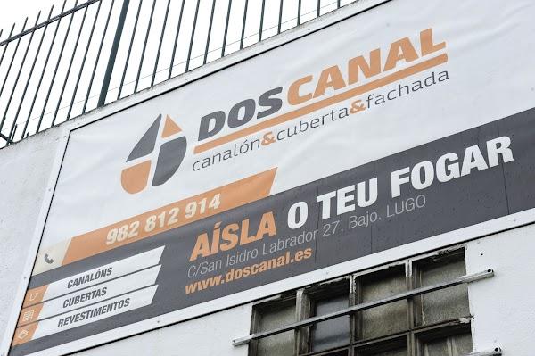 DOSCANAL - Canalones, cubiertas y fachadas en Lugo