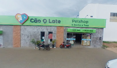 PET SHOP CÃO Q LATE