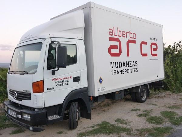Mudanzas Ourense Alberto Arce