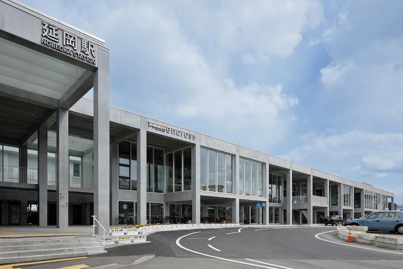 延岡市駅前複合施設 エンクロス