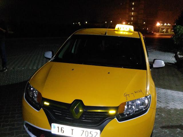 Karacabey Taksi 16 T 7052