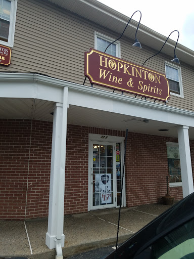Liquor Store «Hopkinton Wine & Spirits, Beer, Liquor and Package Store», reviews and photos, 77 W Main St, Hopkinton, MA 01748, USA