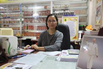 Lương y Nguyễn Quý Thanh Thái Nguyên