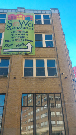 Arts Organization «SoWa Art + Design District», reviews and