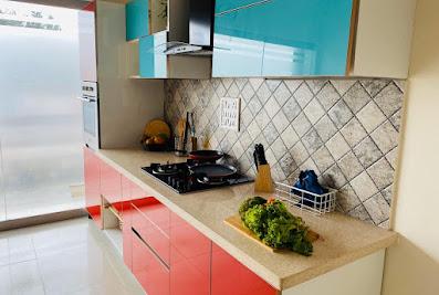 NEW KITCHEN STUDIO – Stainless Steel Modular Kitchen-CROMATICAMangalore