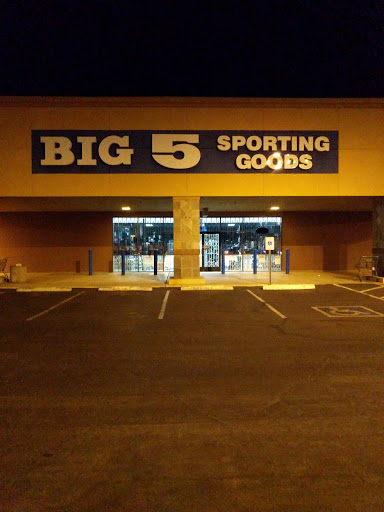 Sporting Goods Store «Big 5 Sporting Goods - Tucson (NW)», reviews and photos, 3860 W Ina Rd, Tucson, AZ 85741, USA