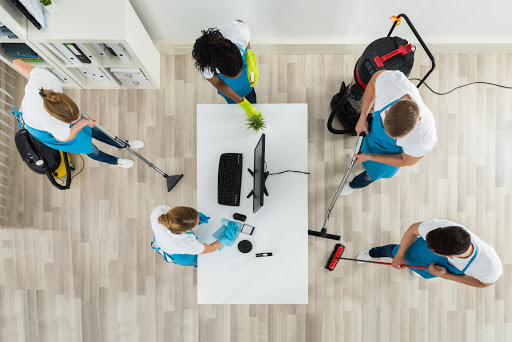 Cleaning service Alco Janitorial in ON · In Canotek Business Complex () | LiveWay