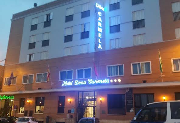 Hotel Doña Carmela Sercotel