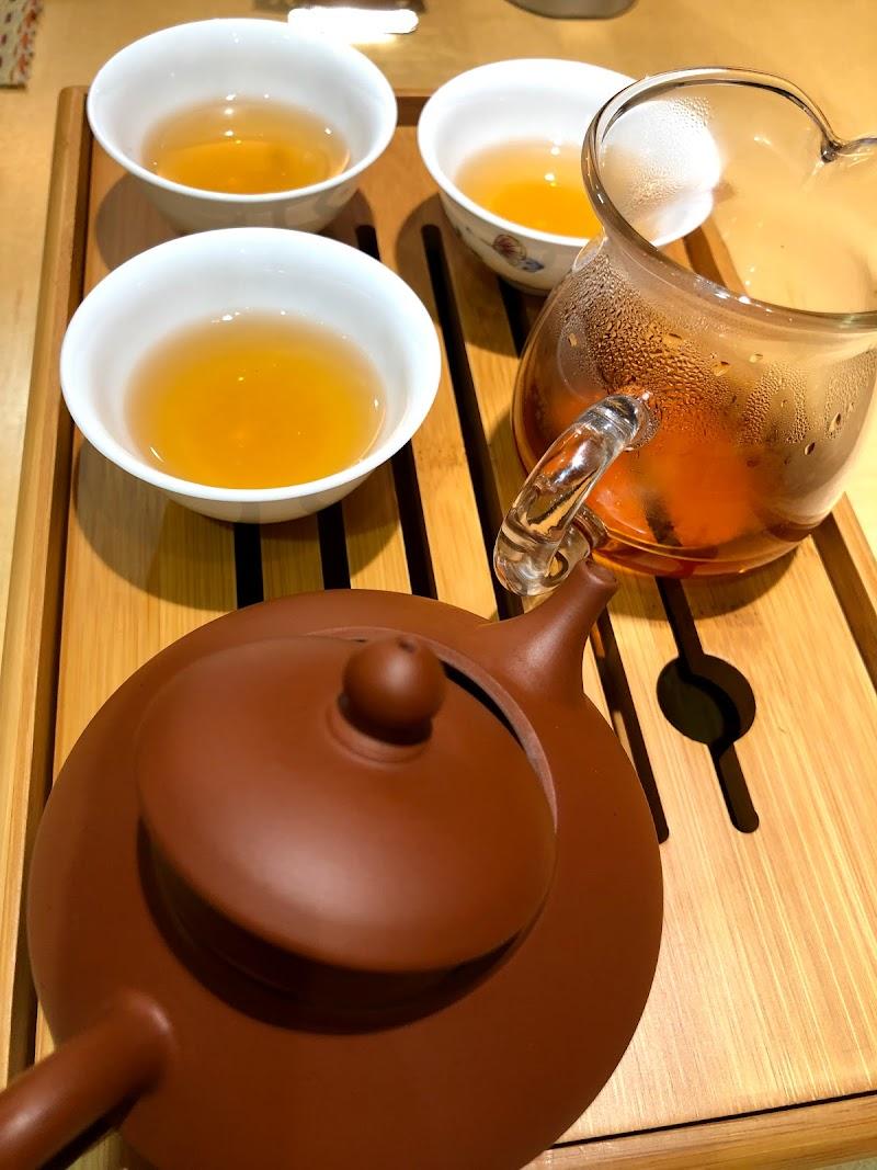 Teas Üniwa 白金 & 斎庭 Salon de thé