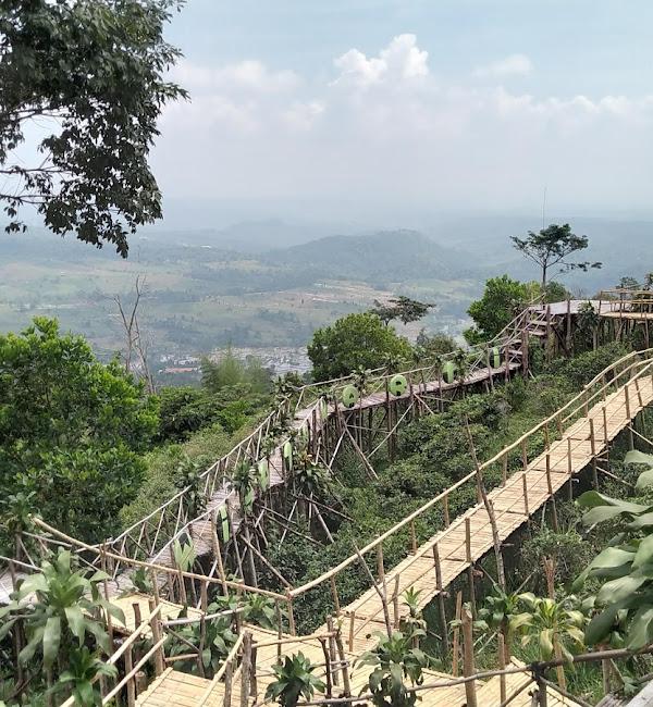 Bukit Panenjoan Purwakarta