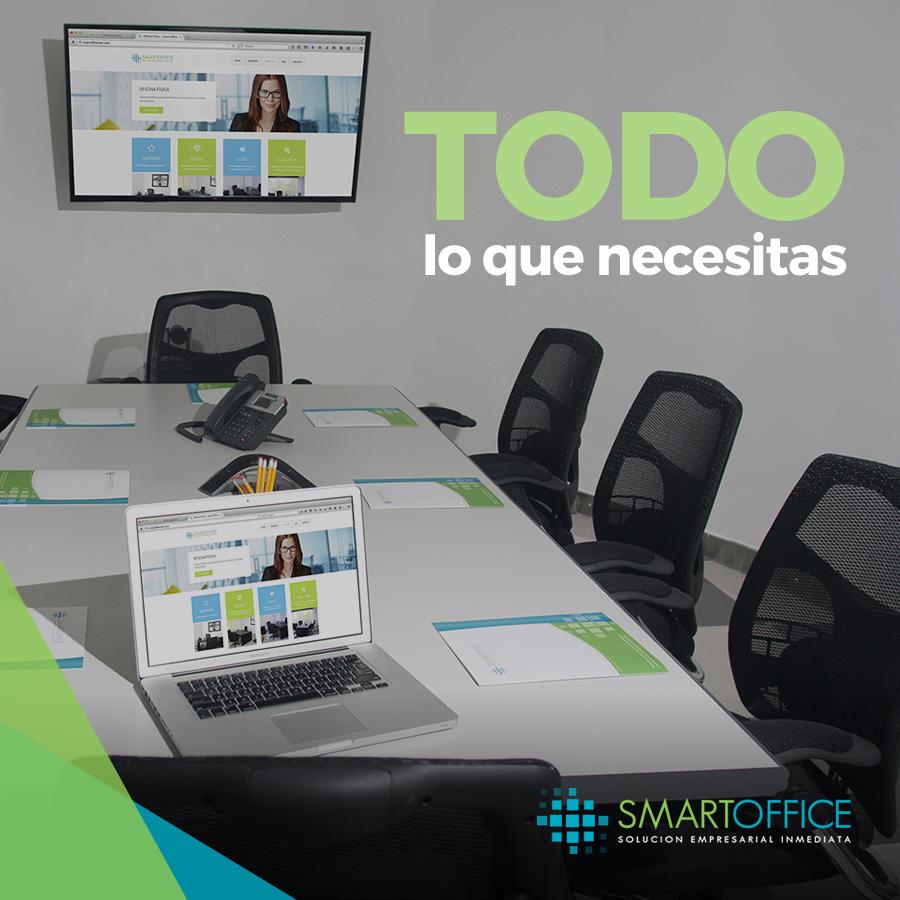 Smart Office Business Center Oficinas Virtuales Coworking en santo domingo