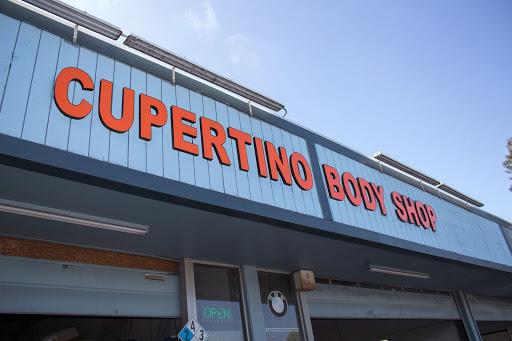 Auto Body Shop «Cupertino Body Shop», reviews and photos, 3016 Winchester Blvd, Campbell, CA 95008, USA