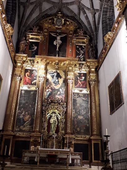 Parroquia de Santa Maria de la Oliva