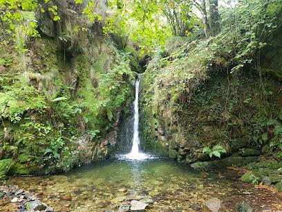 Chorrón waterfall - Villamayor