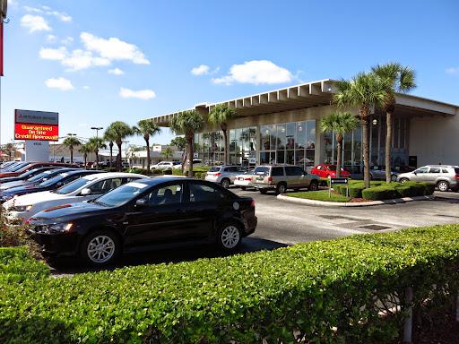 Dealer Tampa Mitsubishi Reviews And Photos N Dale Mabry - Mitsubishi dealer tampa