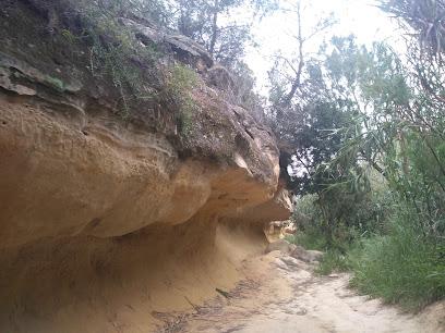 ruta senderismo rio seco