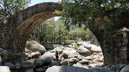 Puente del Puerto de Candeleda