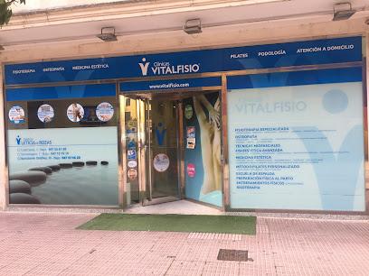 Clínicas Vitalfisio ® - Centros Leticia de Rozas
