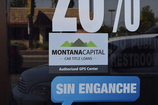 Montana Capital Car Title Loans in Fresno, California